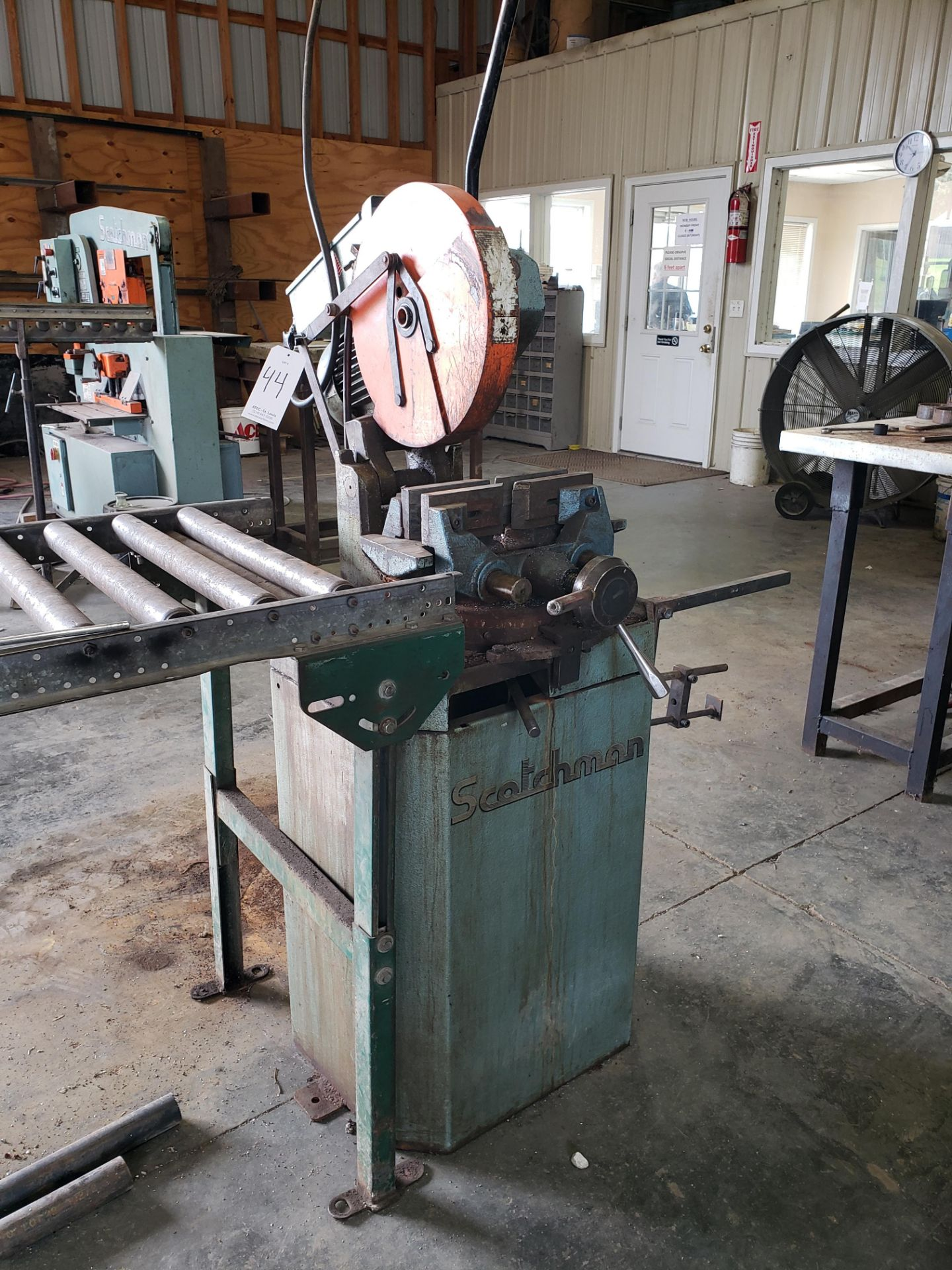 Scotchman Cold Saw - Image 2 of 4