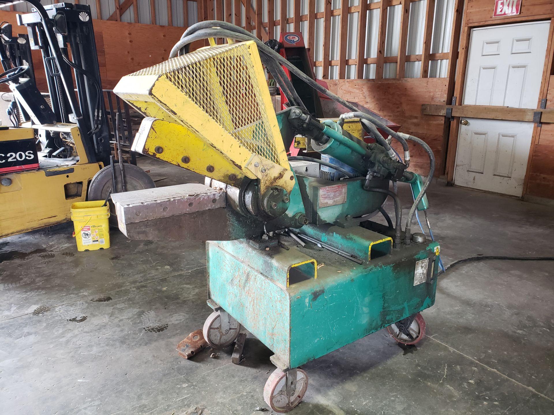 Lot 4 - Strip Technology Alligator Shear