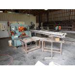 Scotchman 65-Ton Iron Worker