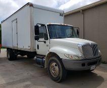 2004 International Navistar 4300 24' Box Truck