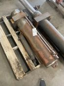 Lot of (2) Cylinders For CP Manufacturing Can Densifier