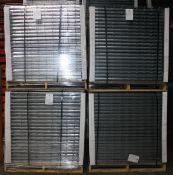 "NEW 120 PCS OF STANDARD 42"" X 52"" WIREDECK - 2250 LBS CAPACITY"