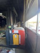 RAYMOND 3000 LB CAPACITY ELECTRIC ORDER PICKER