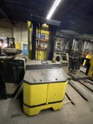 YALE 3000 LBS CAPACITY ELECTRIC ORDER PICKER