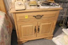 """Pair of nightstands, approximate height 30"""""""
