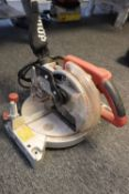 Tool Shop 8 1/4 compund miter saw with laser guide