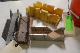 Crane and other miscellaneous miter boxes