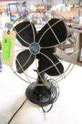 Emerson electric tabletop fan