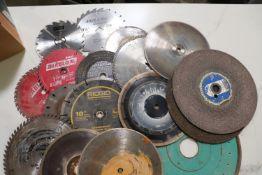 Miscellaneous saw blades