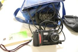 Nikon Coolpix 800 digital camera with charger, in case