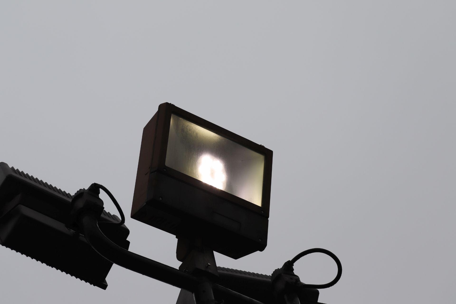 LED sky light *will be taken down before the auction