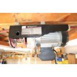 888 lb electric hoist, model 261-3152 by Xtreme Garage