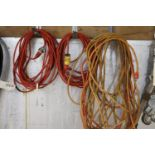 Lot of extension cables