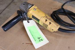 """Dewalt DW402 4-1/2"""" angle grinder"""
