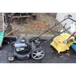 "Yard Machines 6hp 21"" cut lawn mower"