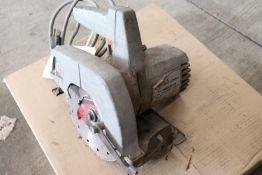 "Black & Decker 7-1/4"" circular saw, #7301"