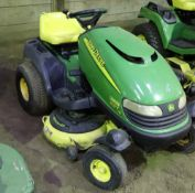 John Deere SST16 Zero-turn mower serial: M0SS16B010067