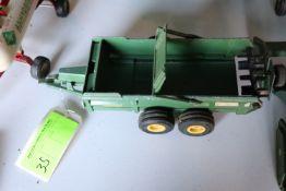 John Deere trailer attachment toy