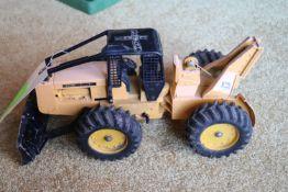 John Deere tractor children's toy