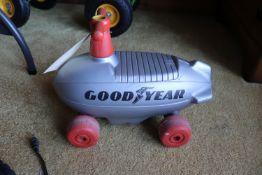 Goodyear push cart for children