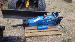 Hammer/Breaker - Hydraulic DIESEL DE80