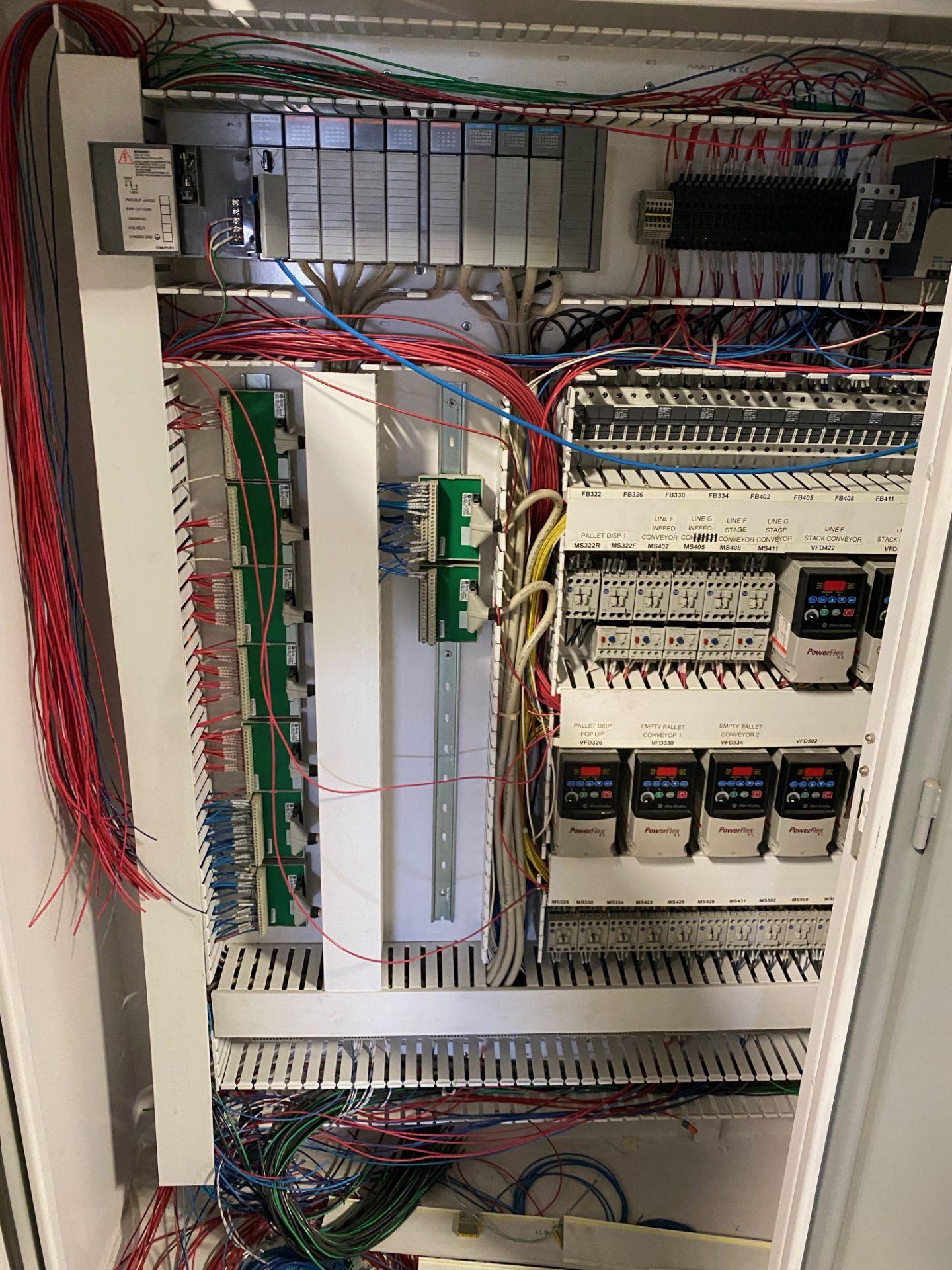 Lot 26 - Case Conveyor Control Panel