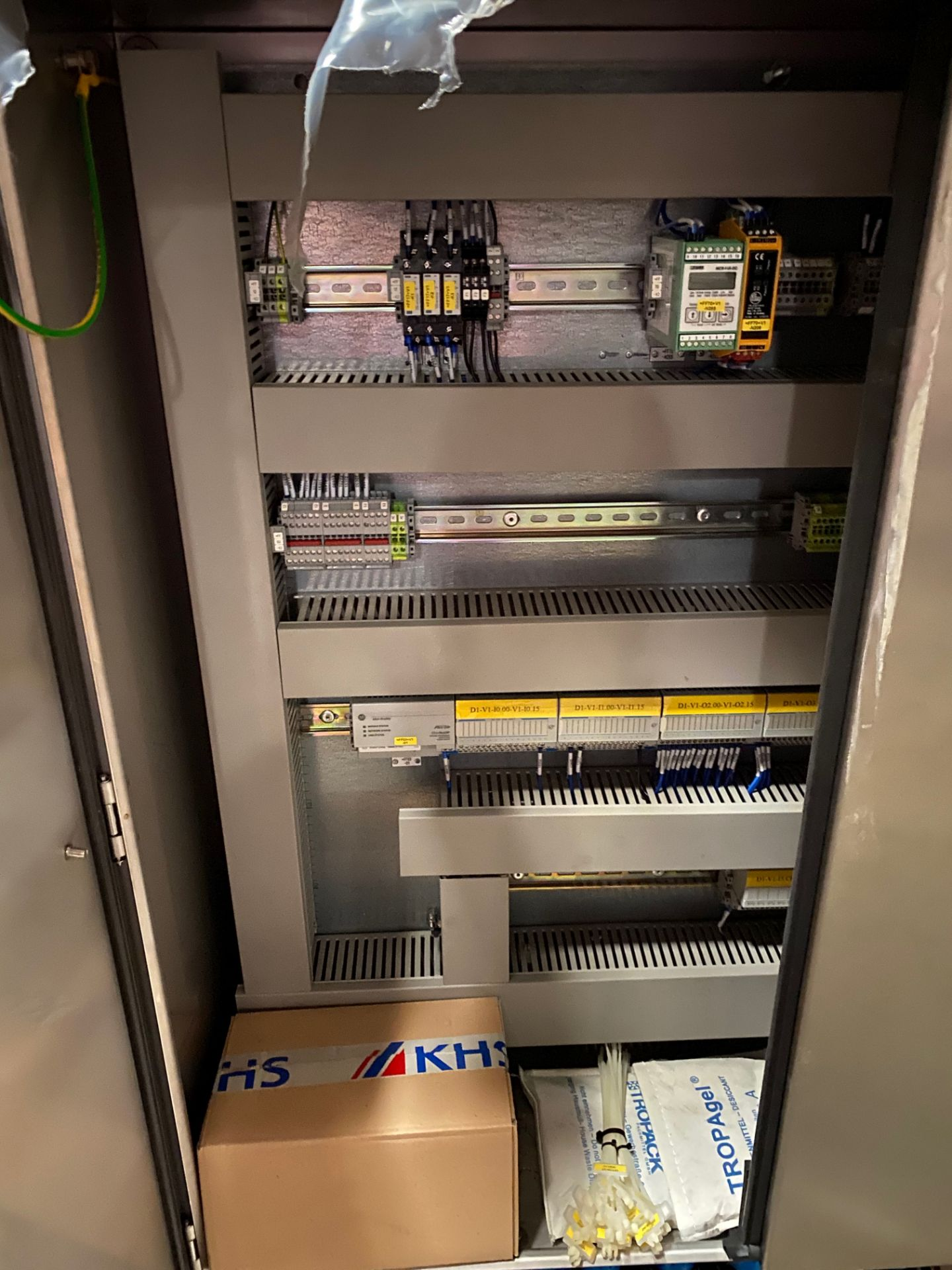 Lot 27B - KHS INNOCLEAN Manifold Control Panel, New Never Installed