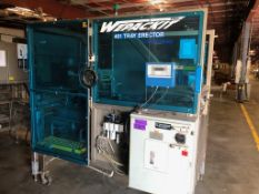 Wepackit MPTF 300 Tray Erector with PackerNordson Pro Blue 7 with pattern controlAsset Number