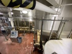 Short Notice Sale Complete Dairy Packaging Line from Global Dairy Manufacturer