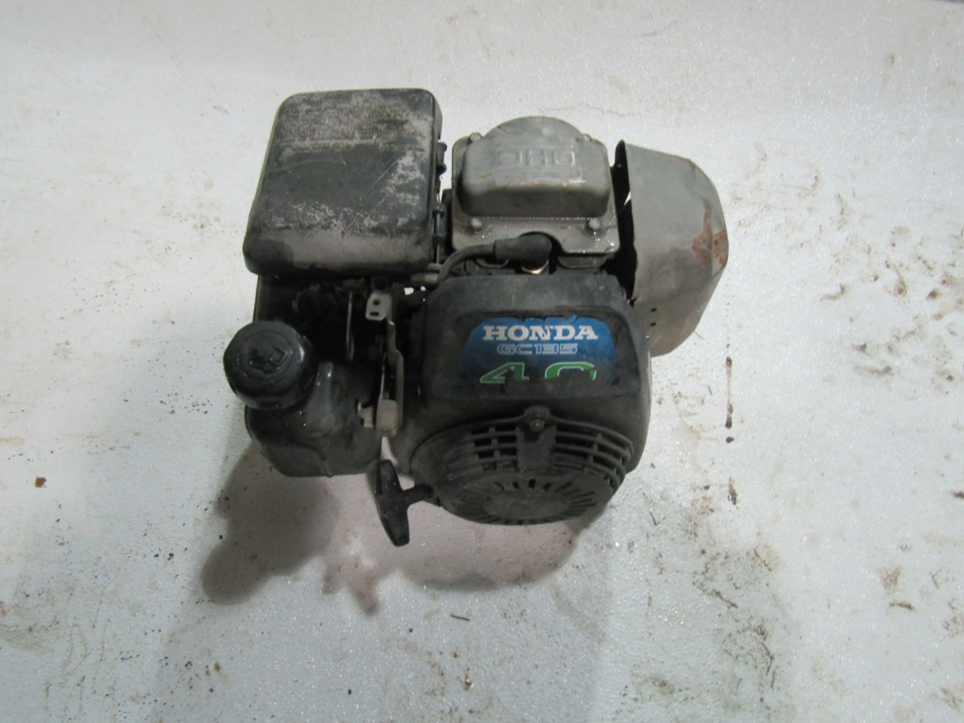 Lot 288 - Honda GC135 4.0 HP Engine, Located in Winterset, IA