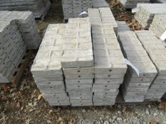 """(29) 8"""" x 2' Precise Concrete Forms, Textured Brick 8"""" Hole Pattern, Located in Winterset, IA"""