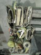 (31) Ratchet Straps, Located in Winterset, IA