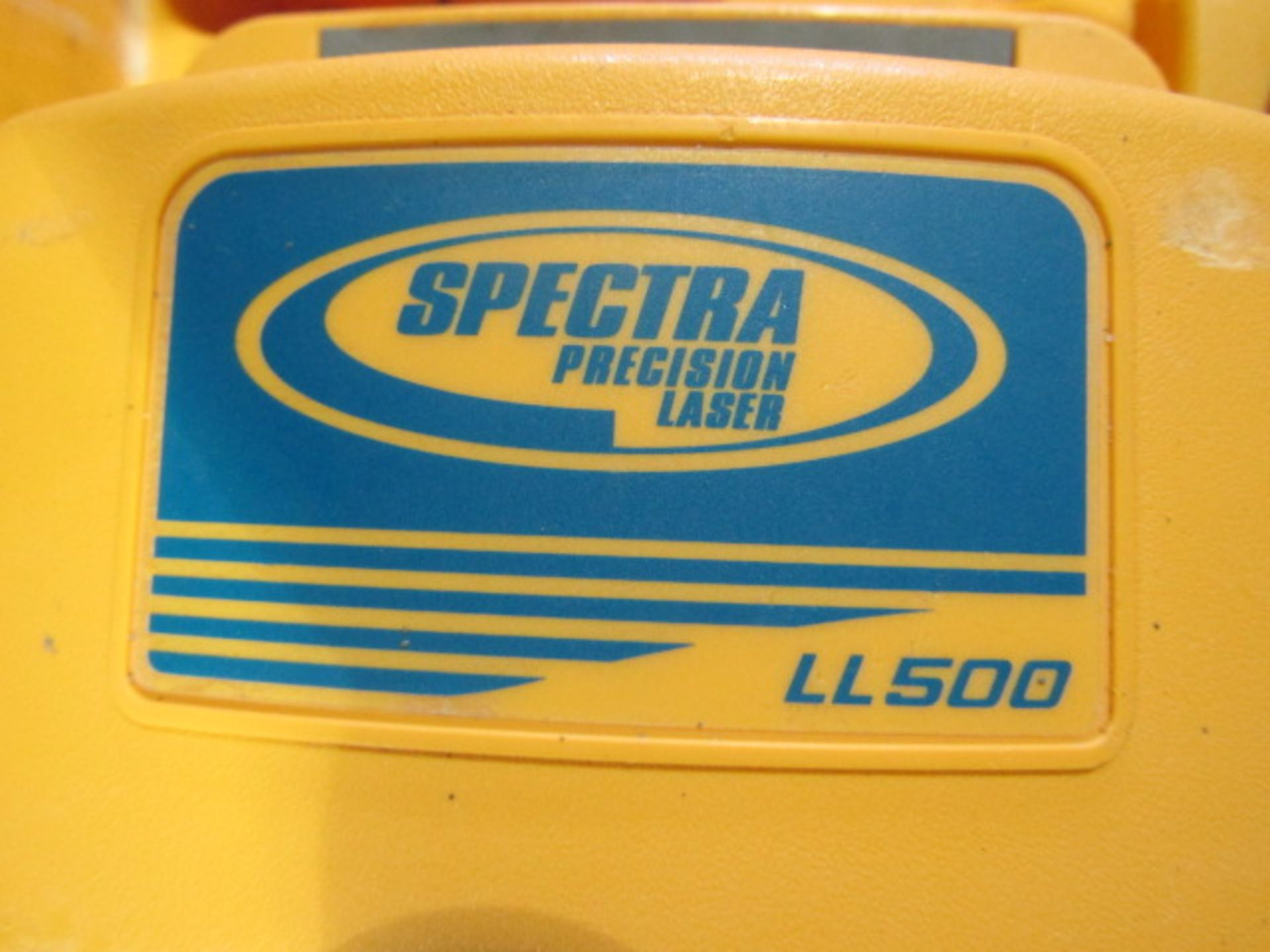 Lot 338 - Spectra LL500 Precision Laser, Calibrated 3/13/19 with HL700, Located in Winterset, IA