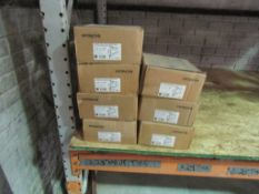 """(7) New Boxes Hitachi Framing Nails, Paper Clipped Head2 3/8"""" x .120"""" Approximate 4800 Quantity"""