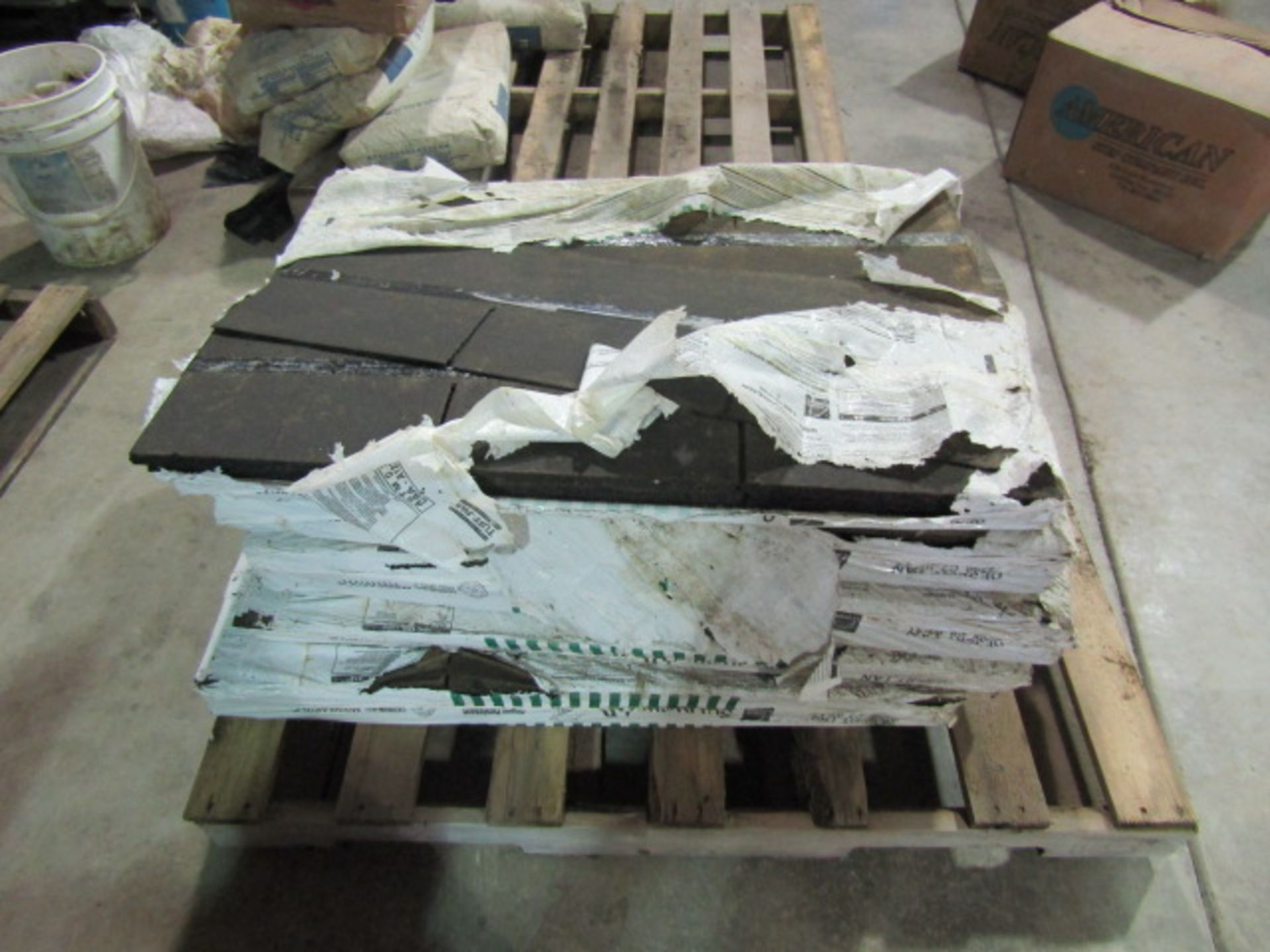 Lot 329 - Pallet of Shingles, Located in Winterset, IA