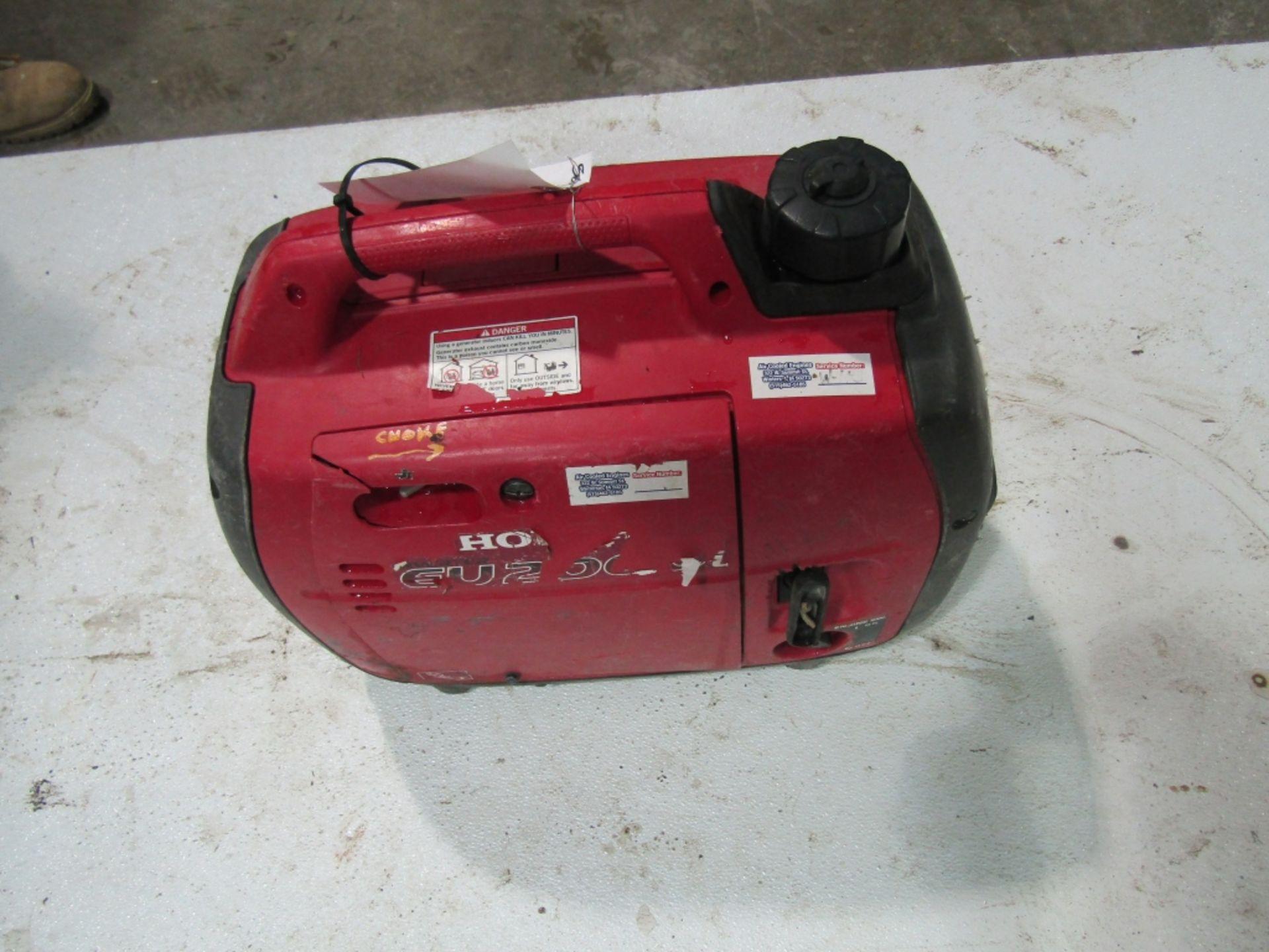Lot 289 - Honda GU2000 Generator, 120 Volt, Located in Winterset, IA