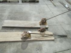 (2) Rebar Benders, Located in Winterset, IA