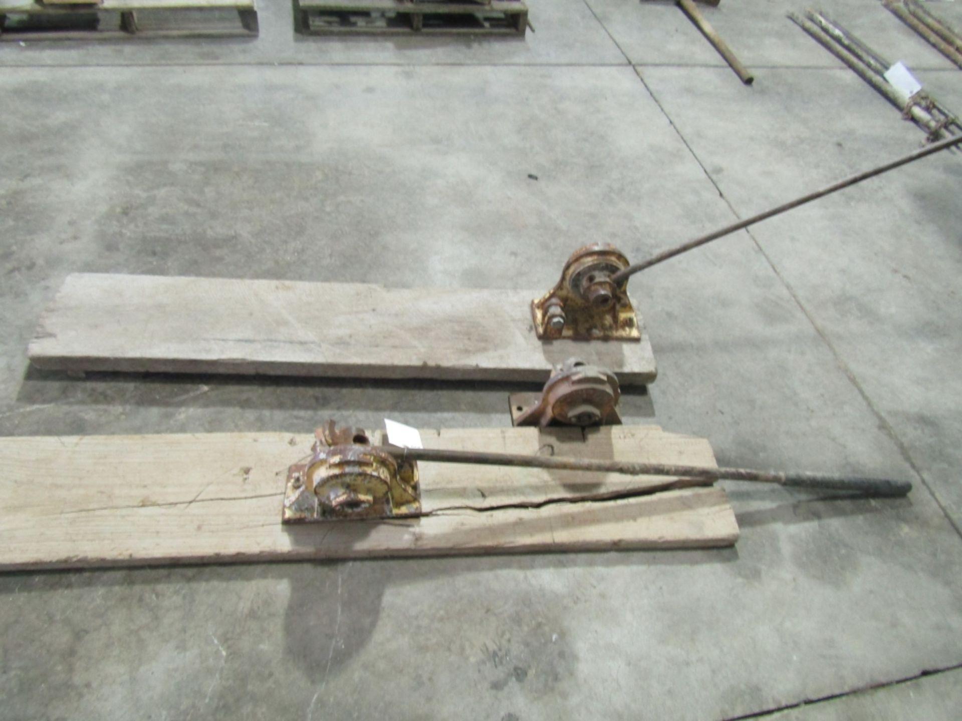 Lot 234 - (2) Rebar Benders, Located in Winterset, IA