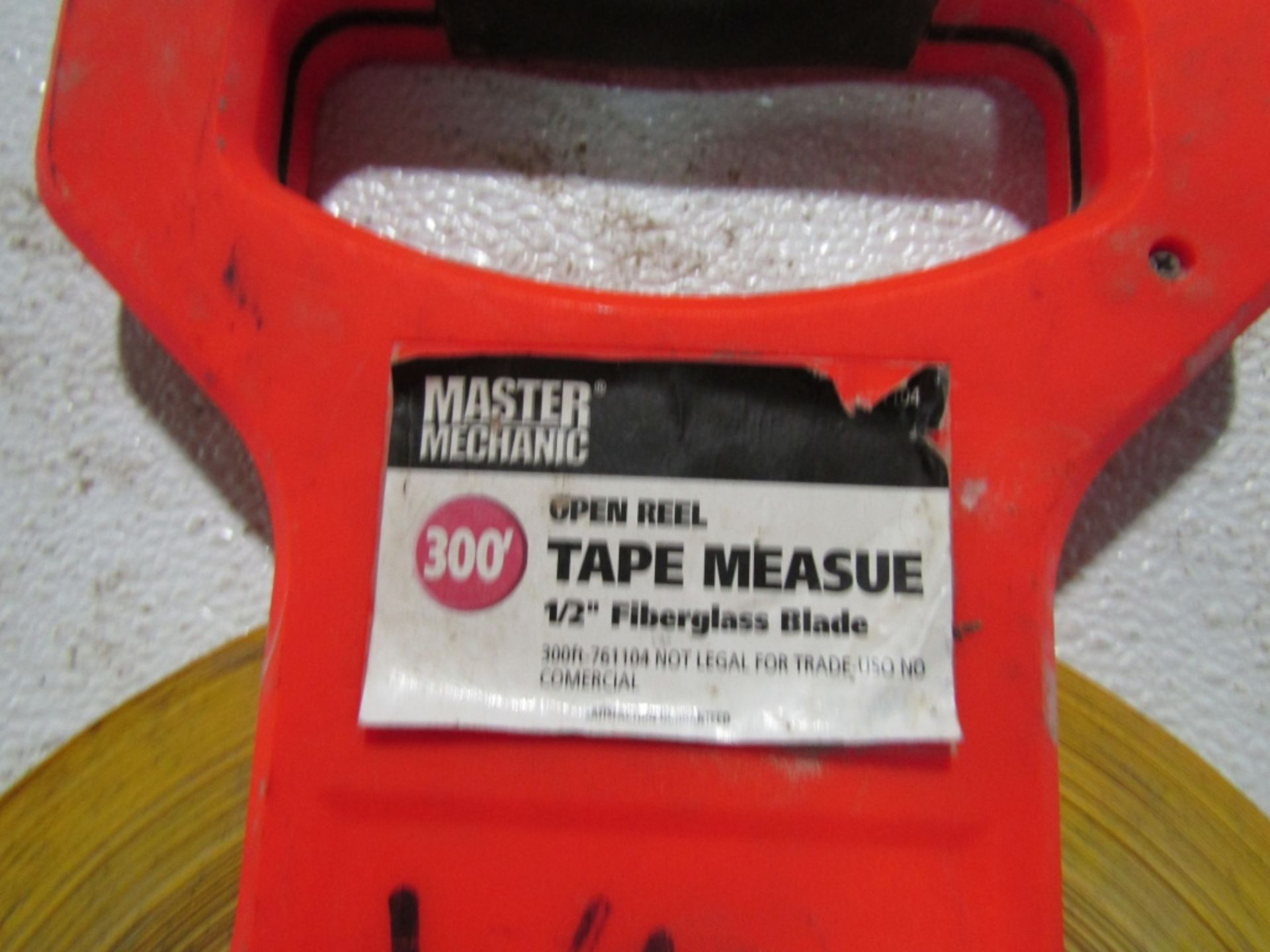 Lot 258 - (2) 300' Measuring Tapes & (3)100' Measuring Tapes, Located in Winterset, IA