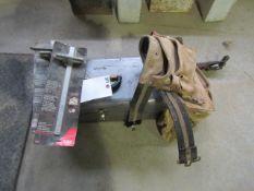 Tool Box, Tool Belt & Saw Fence, Located in Winterset, IA