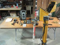 Trimble SPS610 Laser Total Station, Located in Winterset, IA