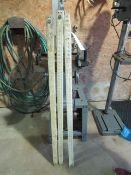 Measuring Stick, Located in Winterset, IA