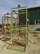 9' Concrete Forms Basket, Located in Winterset, IA