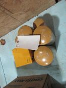 New Cat Engine Oil Filters & Fuel Filters, 1R-1087 Engine Oil Filter, 1R-0739, R1-0751 Fuel Filter