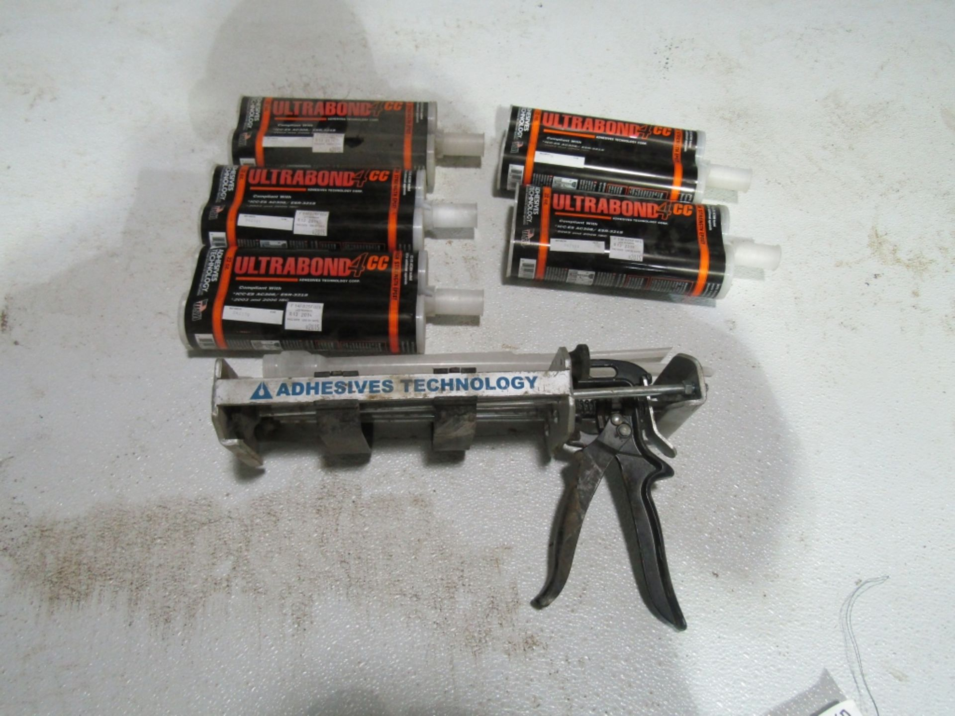 Lot 273 - Advanced Technology Ultrabond Gun & Ultrabond 4CC, Located in Winterset, IA