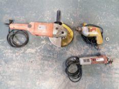 (3) Chicago & Black&Decker Corded Tools