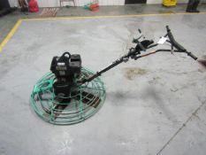 2012 Whiteman Multiquip Power Trowel