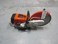 Stihl TS800 Concrete Saw