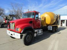 2004 Mack CV513 Concrete Mixer Truck