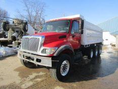 2005 International 7500 Dump Truck